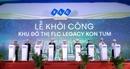 Khởi công dự án khu đô thị cao cấp FLC Legacy Kon Tum
