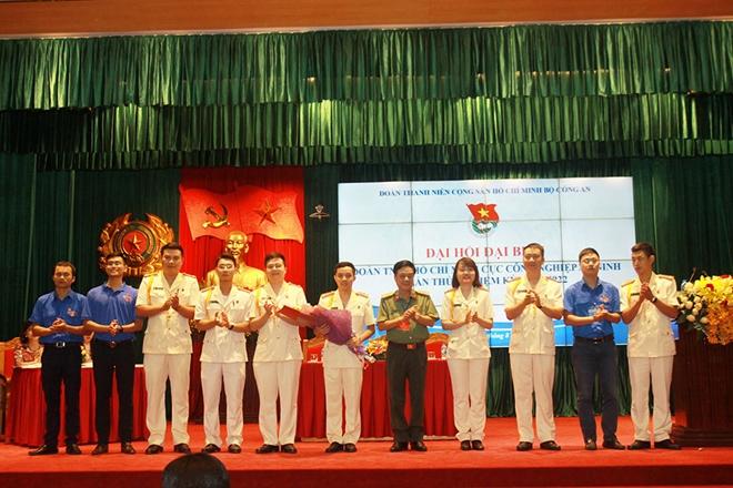 Đại hội Đại biểu Đoàn Thanh niên Cục Công nghiệp An ninh lần thứ Nhất - Ảnh minh hoạ 3