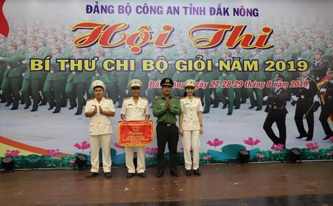 Bế mạc hội thi Bí thư chi bộ giỏi Công an tỉnh Đắk Nông - Ảnh minh hoạ 2