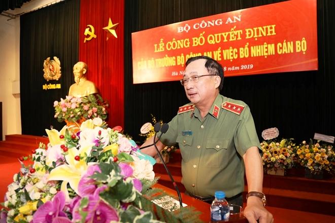 Bổ nhiệm Cục trưởng Cục An ninh kinh tế Bộ Công an - Ảnh minh hoạ 2