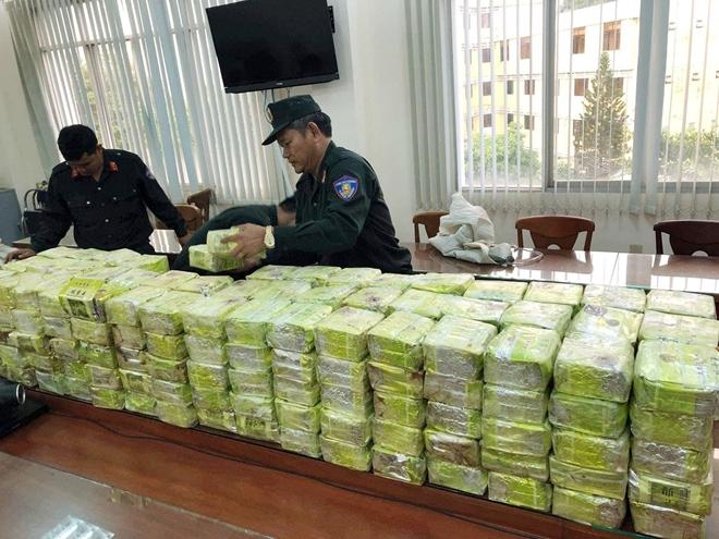 Những kết quả nổi bật trong đấu tranh với tội phạm ma túy