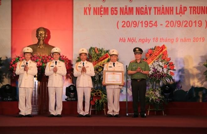 Trung đoàn 600 - Bộ Tư lệnh Cảnh vệ kỉ niệm 65 năm ngày thành lập - Ảnh minh hoạ 4