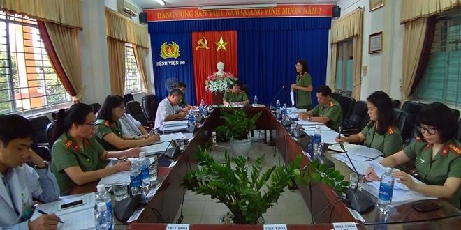 Kiểm tra công tác bình đẳng giới tại Công an TP Đà Nẵng và Bệnh viện 199 - Ảnh minh hoạ 2