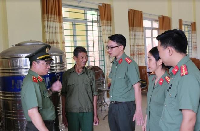 Cục Khoa học, Chiến lược và Lịch sử Công an hành trình tình nguyện tại Cao Bằng - Ảnh minh hoạ 4