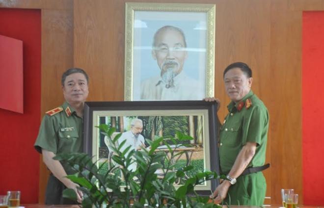 Cục Khoa học, Chiến lược và Lịch sử Công an hành trình tình nguyện tại Cao Bằng