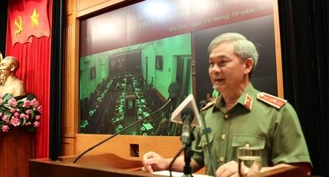 Lực lượng Công an bám sát nội dung trọng tâm Hội nghị Trung ương lần thứ 11