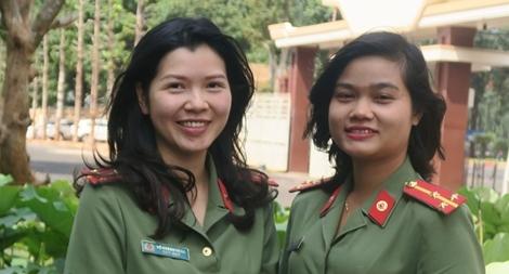 Nơi có 40 nữ Công an xung phong về xã