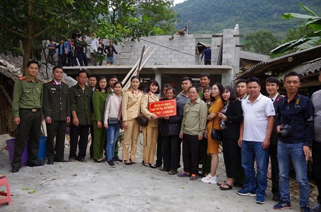 Hỗ trợ xây nhà cho Cựu chiến binh