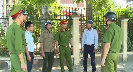 Công an phường Phú Khánh làm tốt công tác đảm bảo an ninh trật tự trên địa bàn