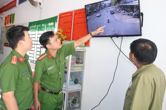 Phát huy hiệu quả mô hình phòng chống tội phạm bằng hệ thống camera