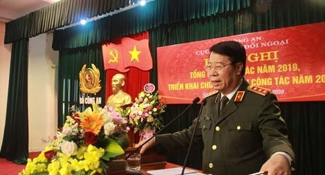 Bảo đảm an ninh, an toàn hoạt động đối ngoại của Đảng, Nhà nước