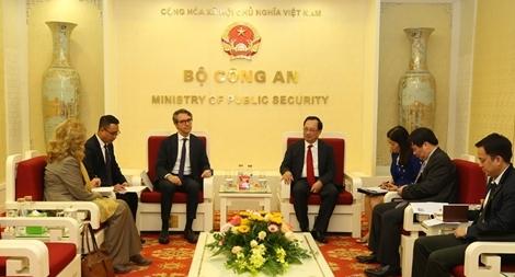 Việt Nam - EU tăng cường hợp tác phòng, chống tội phạm