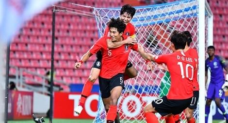Hạ Saudi Arabia, Hàn Quốc vô địch U23 châu Á 2020