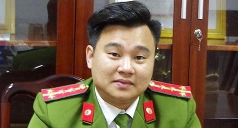 Người đội trưởng 6 năm liền đạt danh hiệu Chiến sĩ thi đua cơ sở