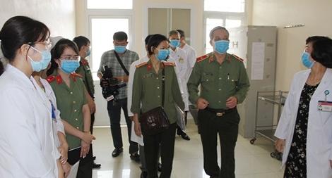 Lực lượng CAND đóng góp tích cực cùng cả nước phòng chống dịch Covid -19