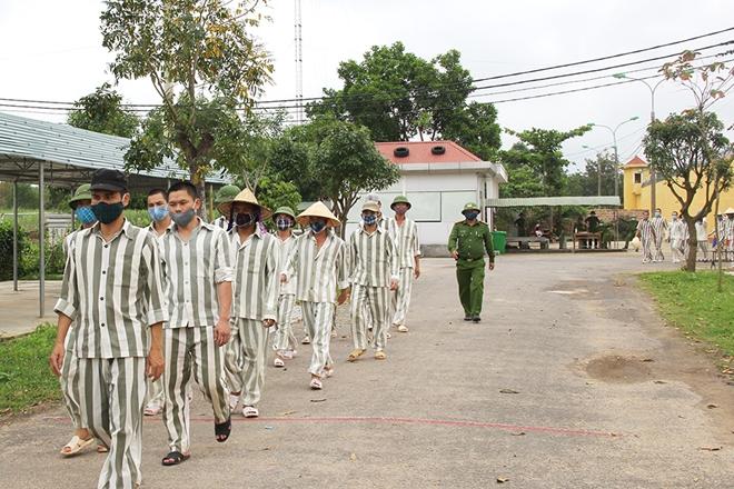 Phòng chống COVID-19 trong các cơ sở giam giữ - Ảnh minh hoạ 9