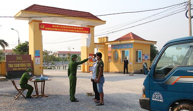 Phòng chống COVID-19 trong các cơ sở giam giữ - Ảnh minh hoạ 4