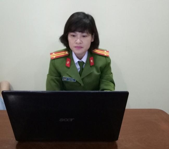 Nữ thủ lĩnh hình sự vùng biên
