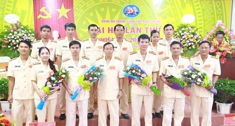 Đại hội Đảng bộ Phòng CSGT Đắk Nông thí điểm bầu trực tiếp bí thư