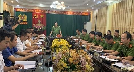 Thông tin thêm về 6 vụ án, chuyên án lớn được phá ở Phú Thọ