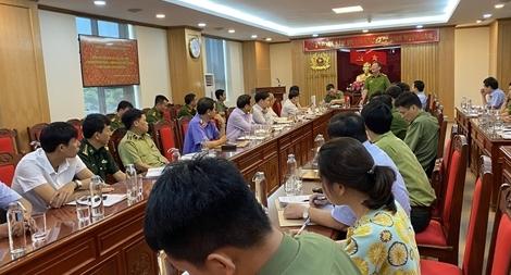 Kiểm tra việc thực hiện chương trình phòng, chống ma tuý giai đoạn 2017- 2020 trên địa bàn Thanh Hoá