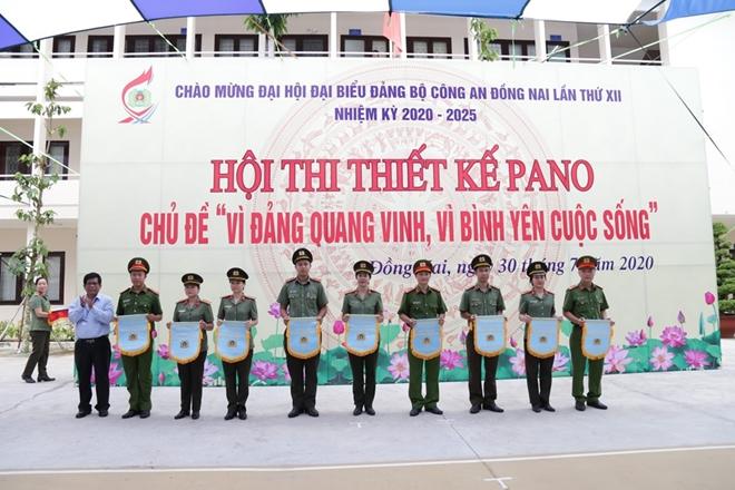 """CA Đồng Nai tổ chức thi thiết kế pano """"Vì Đảng quang vinh, vì bình yên cuộc sống"""" - Ảnh minh hoạ 3"""