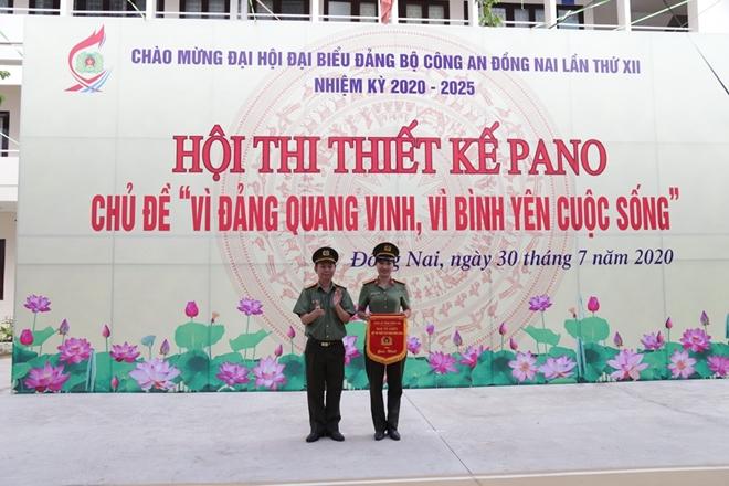 """CA Đồng Nai tổ chức thi thiết kế pano """"Vì Đảng quang vinh, vì bình yên cuộc sống"""" - Ảnh minh hoạ 6"""