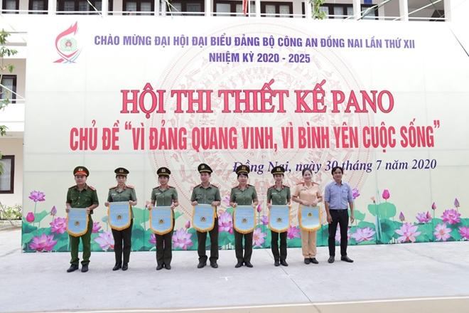 """CA Đồng Nai tổ chức thi thiết kế pano """"Vì Đảng quang vinh, vì bình yên cuộc sống"""" - Ảnh minh hoạ 7"""