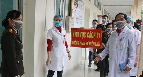 Triển khai các nhiệm vụ cấp bách phòng chống dịch trong CAND