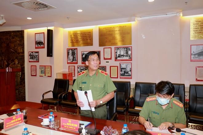 Lấy ý kiến về đề án tổ chức và hoạt động của các đoàn thể chính trị - xã hội trong CAND - Ảnh minh hoạ 2