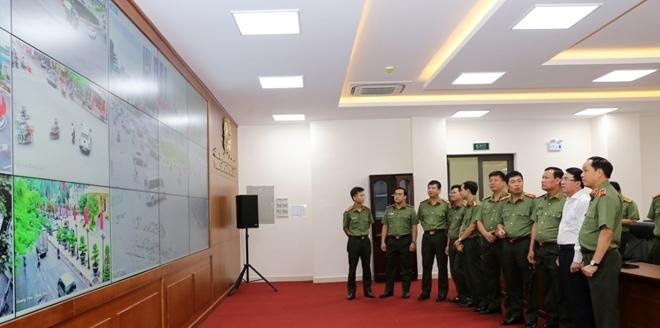 Thứ trưởng Lê Tấn Tới làm việc với Công an TP Hải Phòng - Ảnh minh hoạ 4
