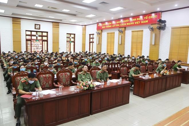 Công an Lạng Sơn tập huấn nghiệp vụ công tác tổ chức xây dựng Đảng năm 2020 - Ảnh minh hoạ 2