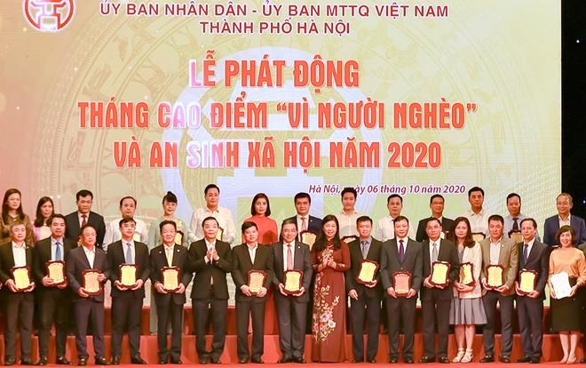 """""""Bầu Hiển"""" ủng hộ 5 tỷ đồng Quỹ Vì người nghèo thành phố Hà Nội - Ảnh minh hoạ 2"""