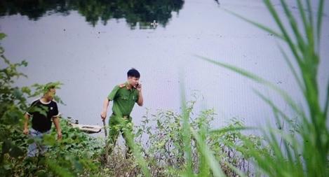 Điều động thợ lặn tìm kiếm nữ sinh mất tích trên sông Nhuệ