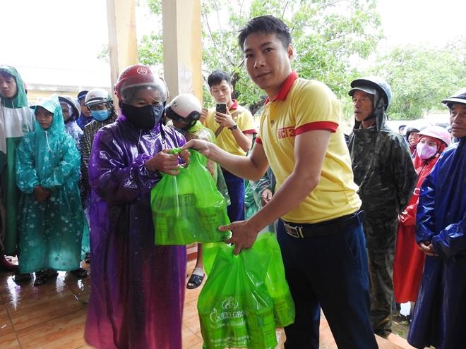 Báo CAND và Công ty NCT3 trao hỗ trợ người dân Quảng Trị bị lũ lụt - Ảnh minh hoạ 4