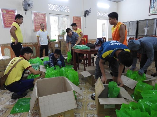 Báo CAND và Công ty NCT3 trao hỗ trợ người dân Quảng Trị bị lũ lụt - Ảnh minh hoạ 5
