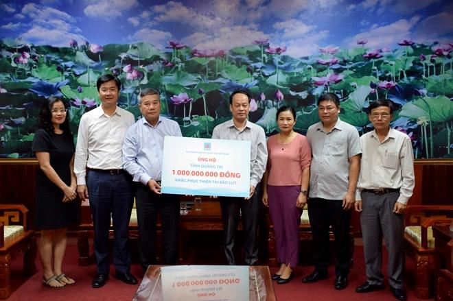 328 tỷ đồng của PVN gửi tới miền Trung và người nghèo cả nước - Ảnh minh hoạ 2
