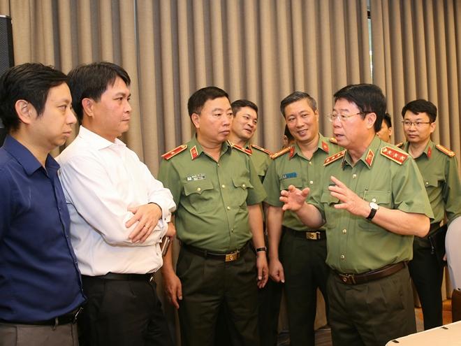 Quyết tâm cao nhất bảo đảm tuyệt đối an toàn cho Hội nghị Cấp cao ASEAN lần thứ 37