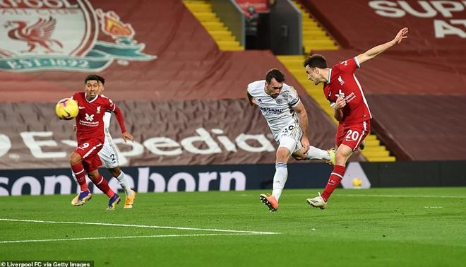 thumb 660 015e6f22 0775 4421 9e82 5bc30acf44af | Vùi dập Leicester, Liverpool vươn lên vị trí nhì bảng