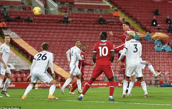 thumb 660 3f1627bb 498d 48ce 8710 d031327c57cb | Vùi dập Leicester, Liverpool vươn lên vị trí nhì bảng