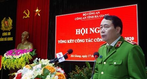 Công an Hà Giang chú trọng công tác xây dựng Đảng, siết chặt kỷ luật, kỷ cương