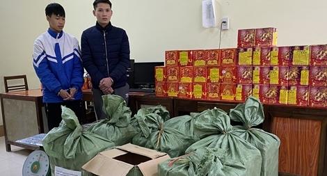 Công an tỉnh Cao Bằng ra quân trấn áp tội phạm