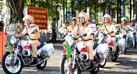 Đấu tranh quyết liệt với tội phạm trên tuyến giao thông