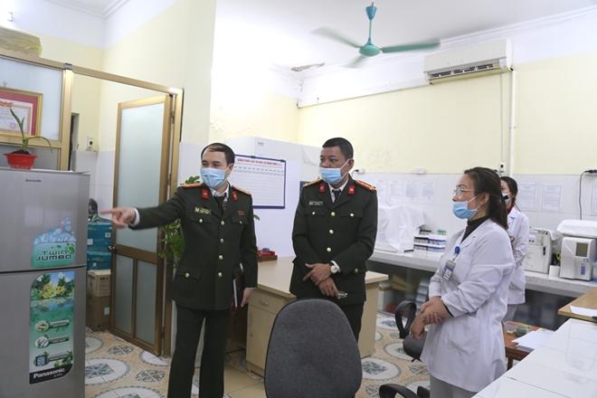 Đoàn y tế CAND làm việc tại Bệnh viện Công an tỉnh Nam Định - Ảnh minh hoạ 4