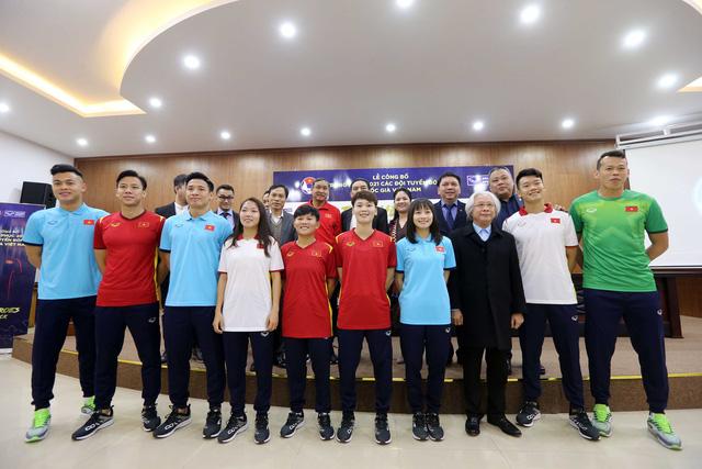 f06ea789 e736 4aca 9e22 8b09ccf235e1 | Công bố trang phục mới cho đội tuyển bóng đá quốc gia