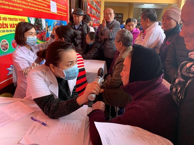 Khám, phát thuốc miễn phí cho 500 gia đình tại huyện Phúc Thọ - Ảnh minh hoạ 4