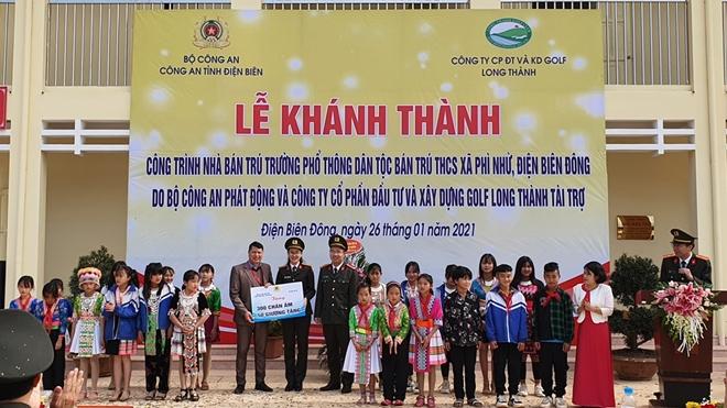 Khánh thành nhà ở bán trú cho học sinh tại huyện Điện Biên Đông - Ảnh minh hoạ 4