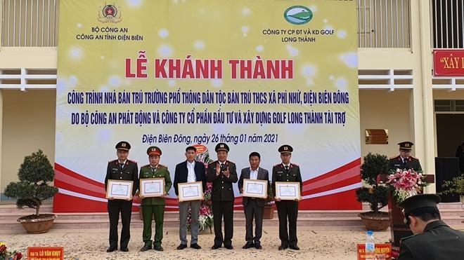 Khánh thành nhà ở bán trú cho học sinh tại huyện Điện Biên Đông - Ảnh minh hoạ 3