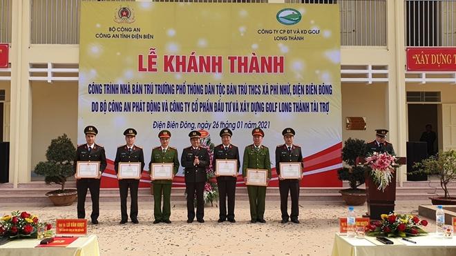 Khánh thành nhà ở bán trú cho học sinh tại huyện Điện Biên Đông - Ảnh minh hoạ 2