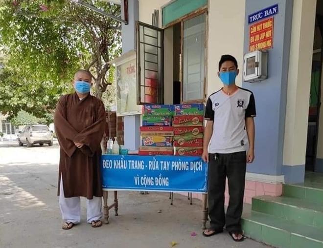 Công an thị xã Ayun Pa tăng cường ngăn ngừa dịch COVID-19 - Ảnh minh hoạ 2